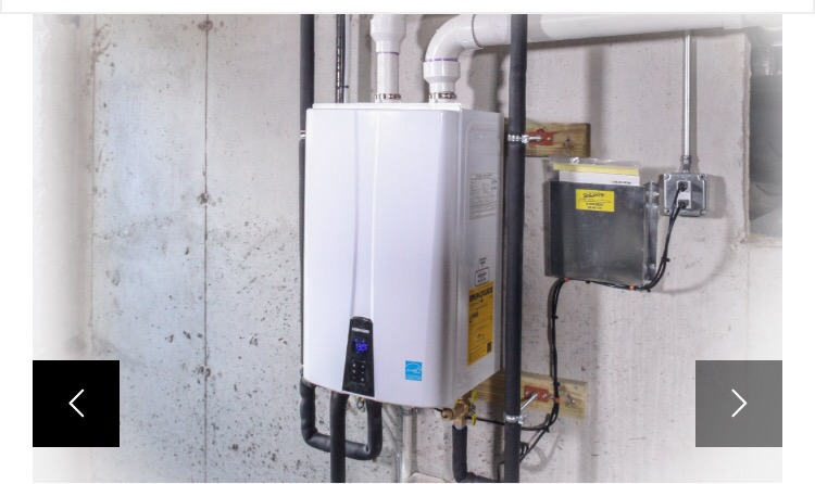 Tahoe S Best Plumbing Tankless Water Heaters For Your